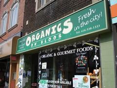 Organics on Bloor