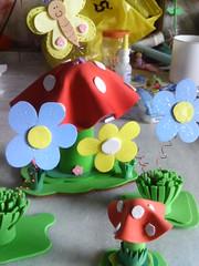 enfeite festas (lollyart) Tags: eva biscuit infantil casamento enfeites festas maternidade lembrancinhas