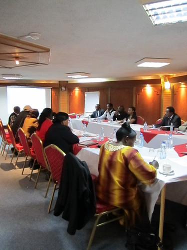 Taskforce Meeting on Eviction and Resettlement Guidelines