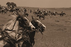 Flying W Land Run - explore (Marvin Bredel) Tags: horses oklahoma action explore marvin elkcity oldwest sayre flyingw interestingness94 i500 marvin908 landrunreenactment bredel marvinbredel
