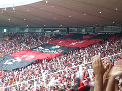 P1000836 (mountainpenguin1) Tags: brazil football soccer final botafogo flamengo maracanã futebolbrasileiro maracan