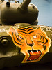 Put a Tiger in your tank (david.nikonvscanon) Tags: world camera original museum digital photoshop photography photo search saturated gun photographer tank image postcard creative commons icon images photograph luck lucky pixel dorset creativecommons saturation surprise dp digitalphoto find chromatic digitalimage theworld digitalphotograph bovington warfare oneworld aberation nikonvscanon viewtheworld davidnikonvscanon