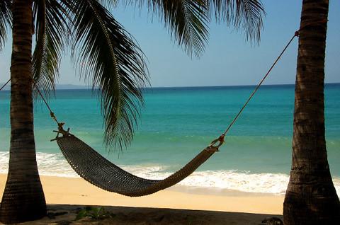 Saud Beach hammock