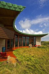 Frank Lloyd Wright-Designed Home (Bill Adams) Tags: home architecture hawaii published franklloydwright explore waimea bigisland frontview kamuela nhn canonef14mmf28lusmii