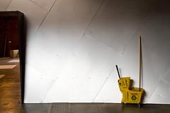 Sheet Metal Wall & Mop Bucket ('SeraphimC) Tags: delete10 delete9 delete5 delete2 floor delete6 delete7 save3 delete8 delete3 delete4 save save2 save4
