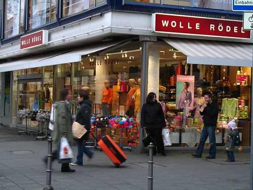 Wolle Rodel, Frankfurt