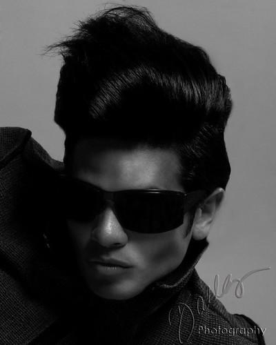 Model:  Alexis Jorge (AJ)