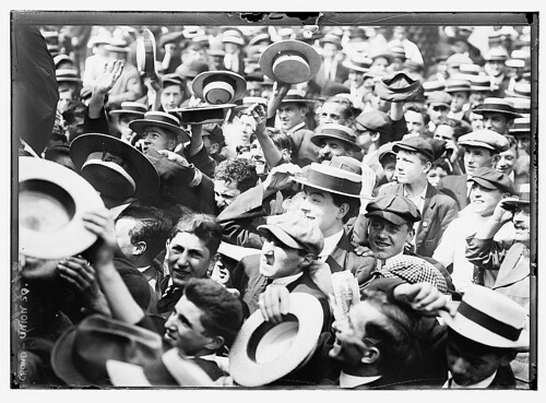 Crowd - Union Sq. (LOC)