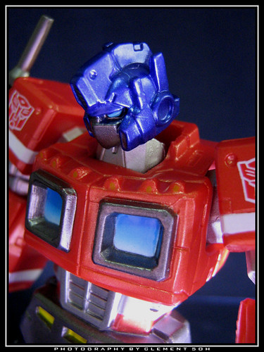 Transformers Revoltech Convoy