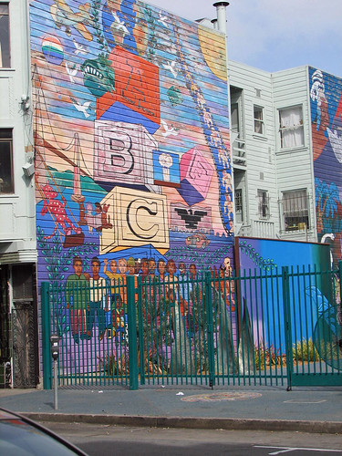 24 Street School Yard