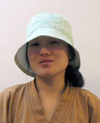 Sun Hat from Lotta Jansdotter's Simple Sewing