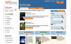 WEbook Profile