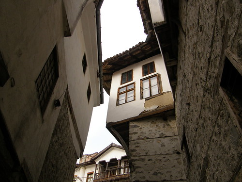 Houses at Melnik