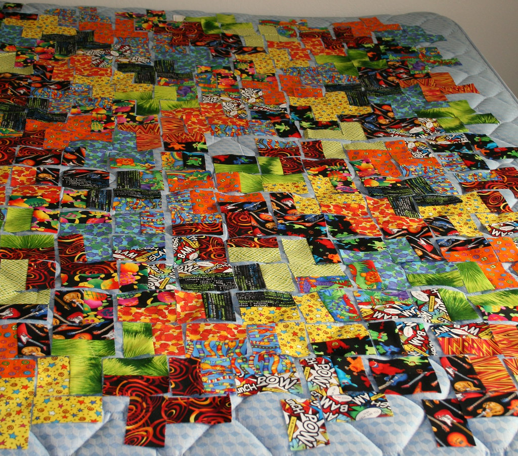 Zy's Quilt layout