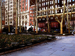 looking across Bryant Park to 40th St (photo Wikipedia Commons)
