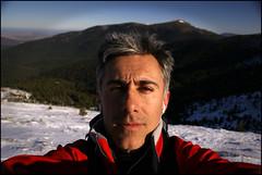 Me (migajiro) Tags: migajiro guadarrama madrid sony alpha autoretrato selfie o0