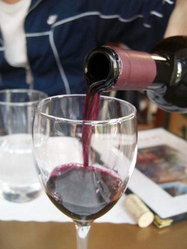 wine @ Le P'tit Plateau