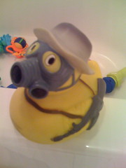 Gas Mask Duck
