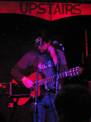 lou barlow - live @ middle east upstairs, cambridge - march 2, 2005