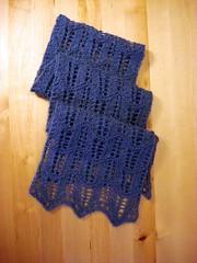 llama scarf