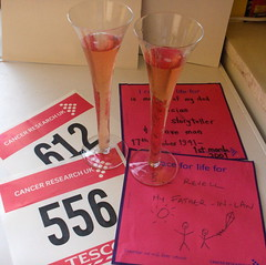 race for life reward!!
