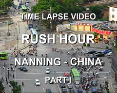 Rush Hour - Time Lapse Video - Part I (Life in AsiaNZ) Tags: life china road street people cars buses canon movie timelapse video traffic time transport chinese trains powershot bicycles movies production intersection rushhour videos lapse nanning guangxi g9 canong9 lifeinnanning timelapsevideo flickrgiants