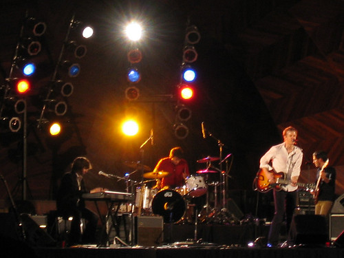 spoon - live @ hatch shell - boston - august 18, 2005