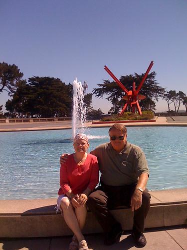 Jen & Dad 06-09-08