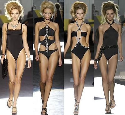 fashionable  swimwear
