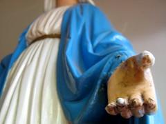 nossa senhora das gracas (parttimefarm) Tags: brasil saints collections chacara echapora