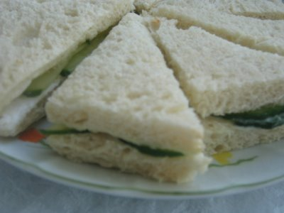 Stuff White People Like: Cucumber Sandwiches? | PostBourgie