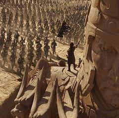 Jet Li in Die Mumie 3