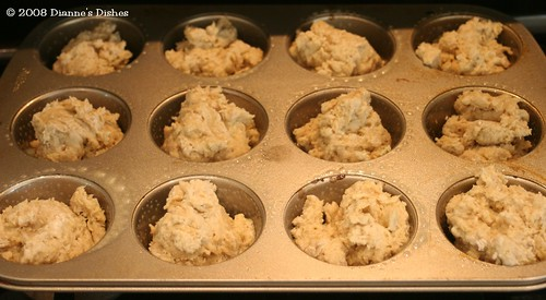 Gluten Free Dinner Muffins: Ready To Bake