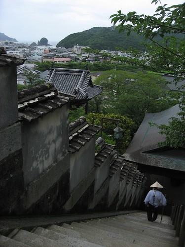 四国の町並み Ohenro Shikoku