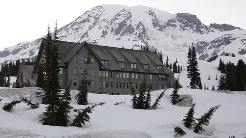 這次的旅館Paradise Inn