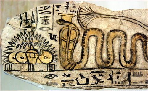 2008_0610_160129AA Egyptian Museum, Turin por Hans Ollermann.