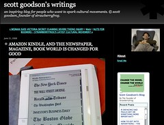 AMAZON KINDLE, AND THE NEWSPAPER, MAGAZINE, BOOK WORLD IS CHANGED FOR GOOD_1214522723502