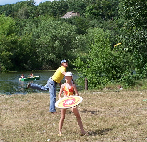 Kristina and Fedir