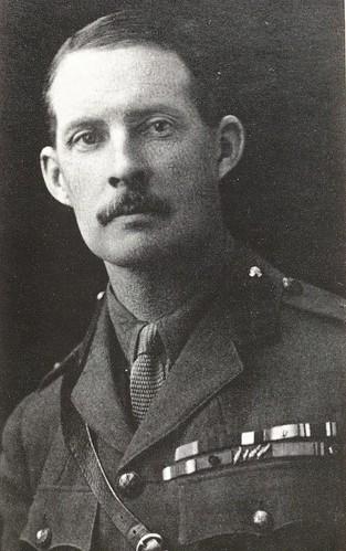 Lt.-Col. Edward Lisle Strutt, CBE, DSO
