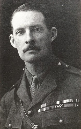 Lt. Col. Edward Lisle Strutt CBE DSO