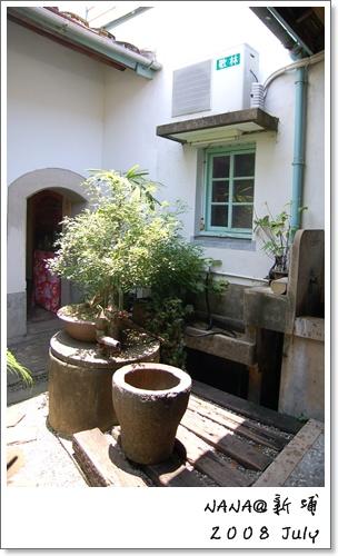 古老的汲水幫浦