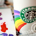 Rainbow+Starbucks=Love