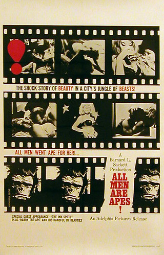 All men are apes
