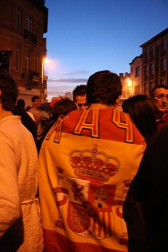 Champion Spain/Back