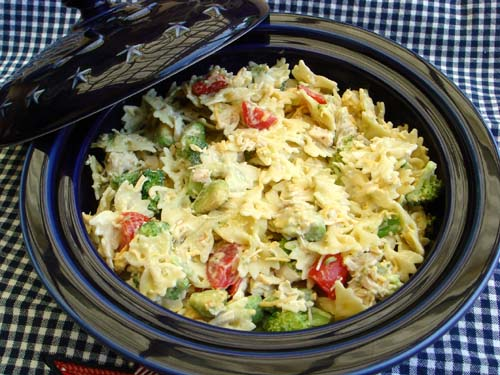 Chicken Pasta Salad 3