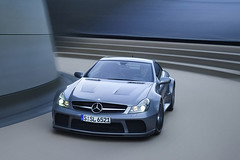 Mercedes SL 65 AMG Black Series 3