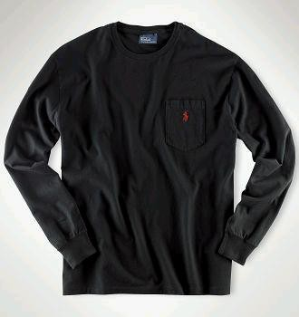 Polo RL - Long Sleeve T-Shirt