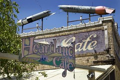 Heartland Cafe - 7000 N Glenwood Ave
