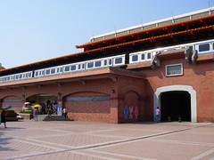 捷運淡水站