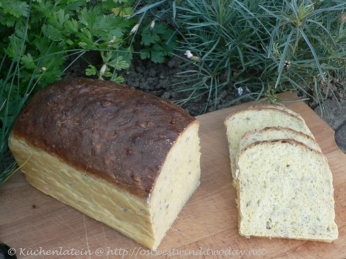 Sunflower Seed-Orange Bread 002